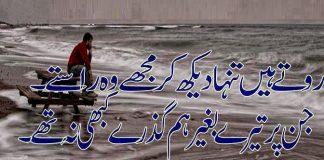 Urdu Poetry Sms | Latest Poetry Sms in Urdu