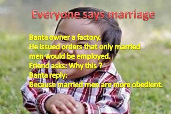Santa Banta sms joke pic