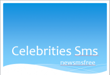 Celebrities Sms