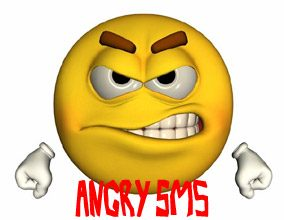 Angry SMS and Text Massege-Angry SMS Quotes
