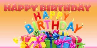 Latest Urdu Birthday SMS PIcs