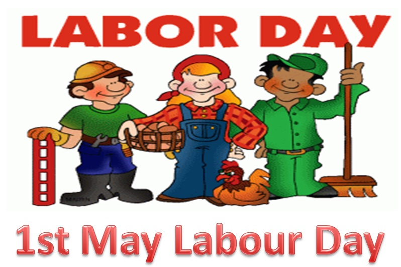Beautiful 1st May Labour Day SMS message Pics