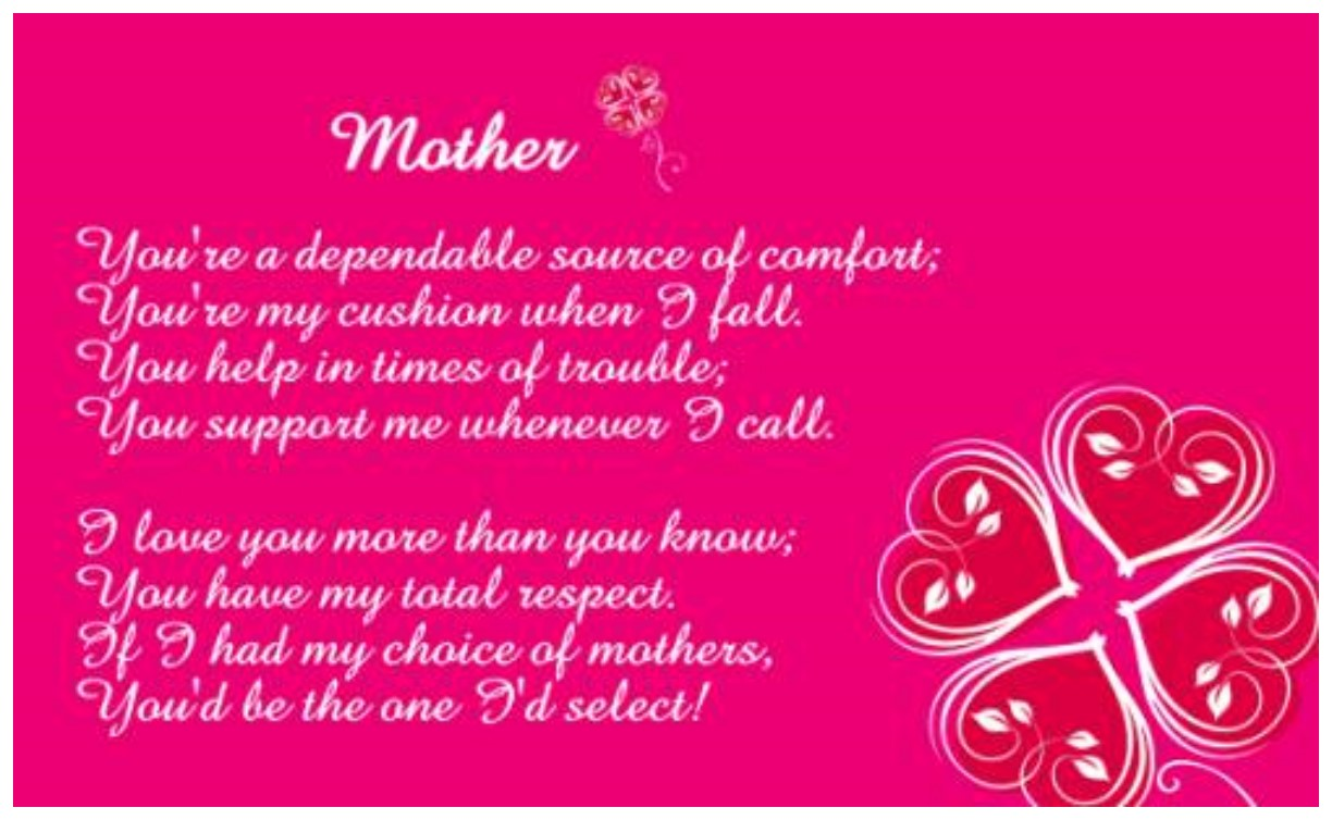 Happy Mother's Day 2017 Wishes