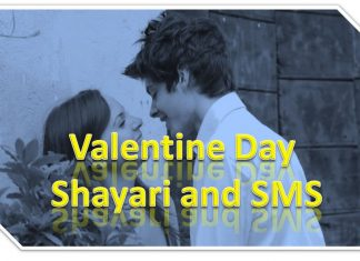 Valentine Day Shayari and SMS- valentine day short message
